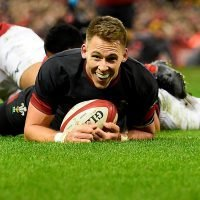 Wales thrash Tonga as Liam Williams celebrates 50th cap in style