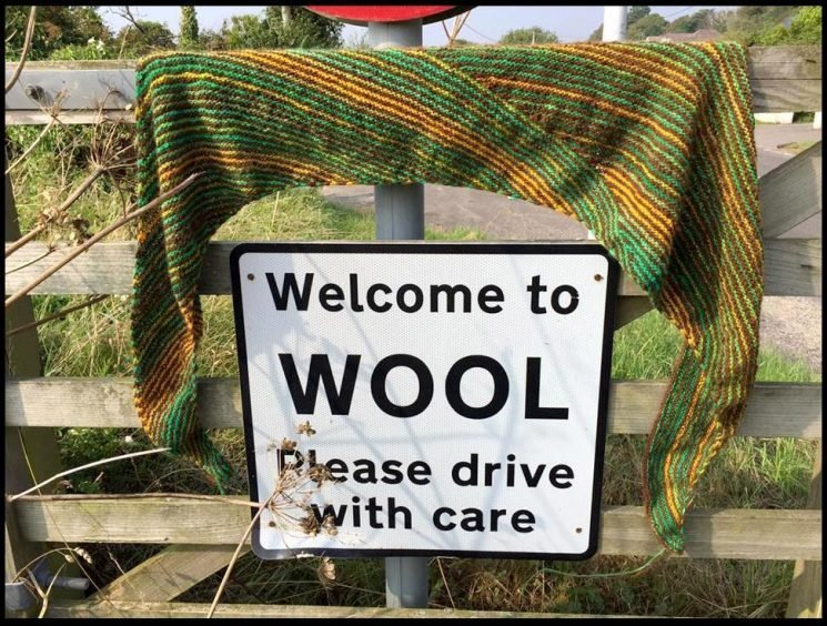 Animal rights activists demand village of Wool change its name to Vegan Wool as they claim it backs 'sheep cruelty'