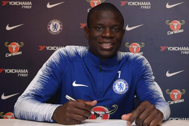 Chelsea fans call N'Golo Kante's new contract best ever deal on Black Friday