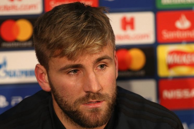 Luke Shaw says 'thick skin' is required to play under Jose Mourinho after yet another outburst from the Man Utd manager