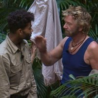 Frustrated I'm a Celeb stars moan at Malique Thompson-Dwyer over his messiness around camp
