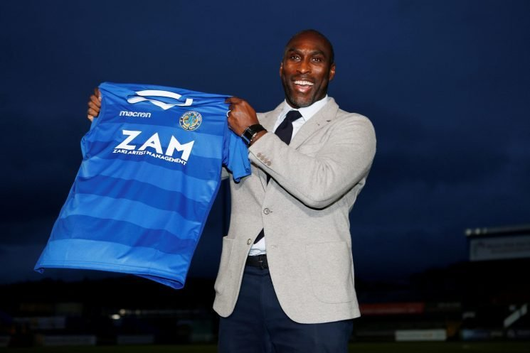 Sol Campbell: I know football inside out