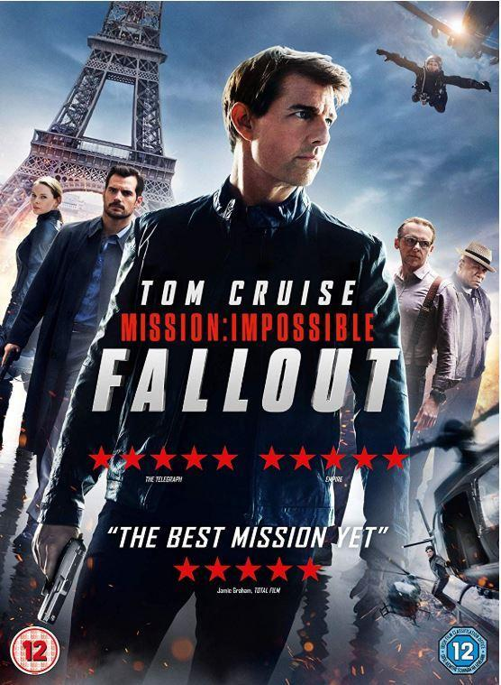 This week's DVDs picks: From Mission Impossible – Fallout to Hotel Transylvania 3 and Westworld: Season 2