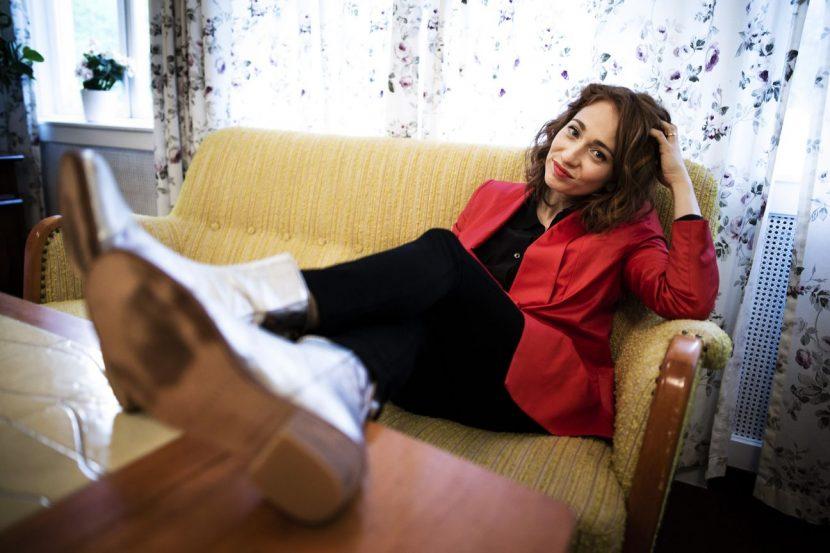 Hear Regina Spektor's Meditative New 'Birdsong'