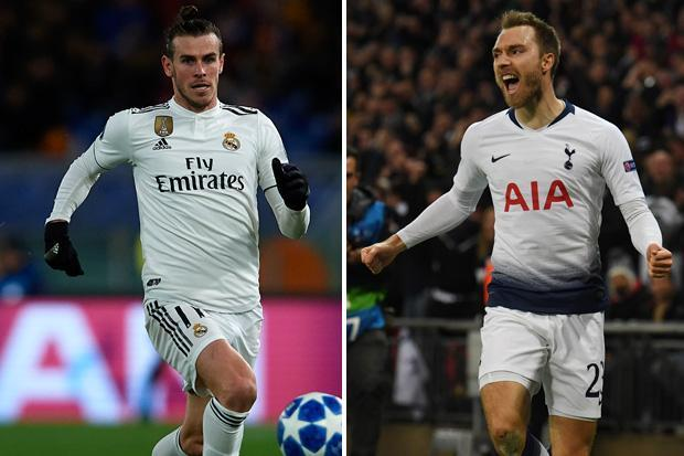 Real Madrid hesitant to make move for Christian Eriksen as they fear he is 'next Gareth Bale'