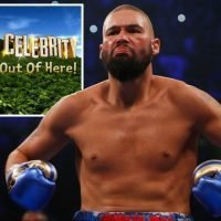 Tony Bellew turned down I'm a Celebrity because he 'wants to disappear' after Oleksandr Usyk defeat