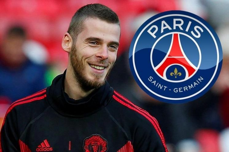 Man United star David De Gea wanted by PSG… with Juventus interested
