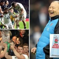England boss Eddie Jones was one defeat away from the dole – now he's one win from being a legend