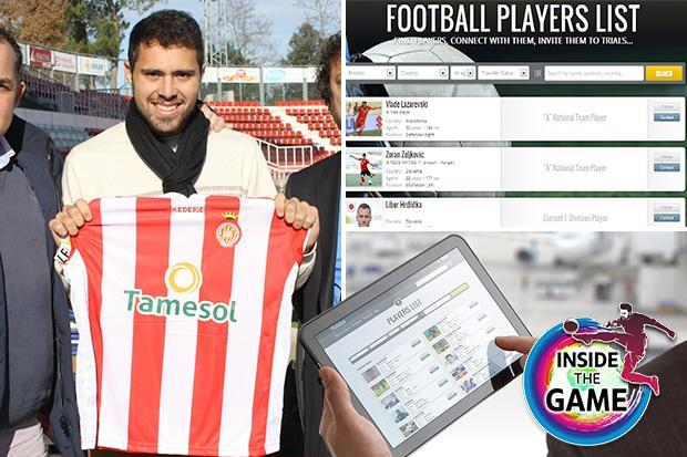 LinkedIn of football Fieldoo is the networking tool young Prem stars are using to get opportunities
