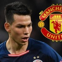 Manchester United target Hirving Lozano hopes 'God gives him a chance in the Premier League'