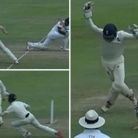 Keaton Jennings magic leaves England on verge of Sri Lanka Test win as storm stops play
