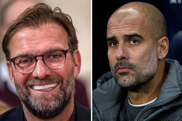 Pep Guardiola says he doesn't read as it's always about Jurgen Klopp in University lecture