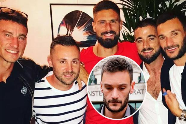 Chelsea star Olivier Giroud believes he was over drink-driving limit on night Hugo Lloris was arrested