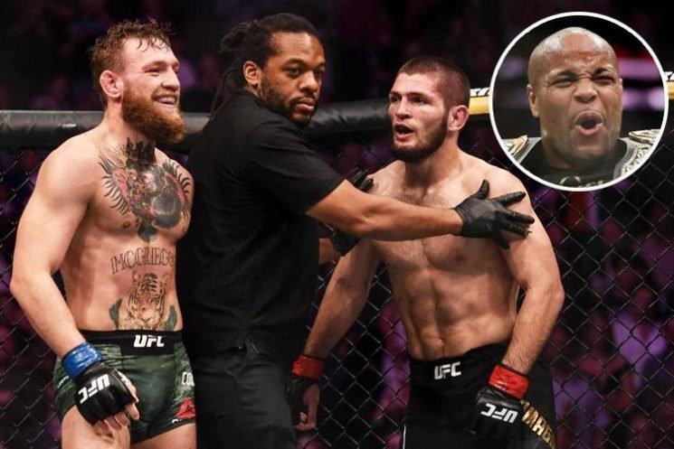 Conor McGregor does not deserve Khabib Nurmagomedov rematch after UFC 229 demolition, claims Daniel Cormier