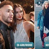 Neymar addresses rumours he cheated on ex-girlfriend Bruna Marquezine with stunning soap opera actress Giovanna Lancellotti