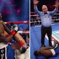 Meet worst professional boxer in world who was KOd in first round on debut and had corner man wearing two-piece suit