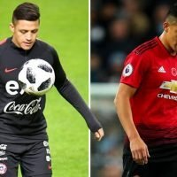 Man Utd star Alexis Sanchez in dressing strop over City humiliation… and is now 'acting weird' at Chile training
