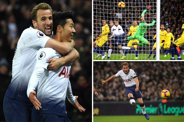 Spurs rip Chelsea to shreds thanks to Dele Alli, Harry Kane and Son Heung-min goals