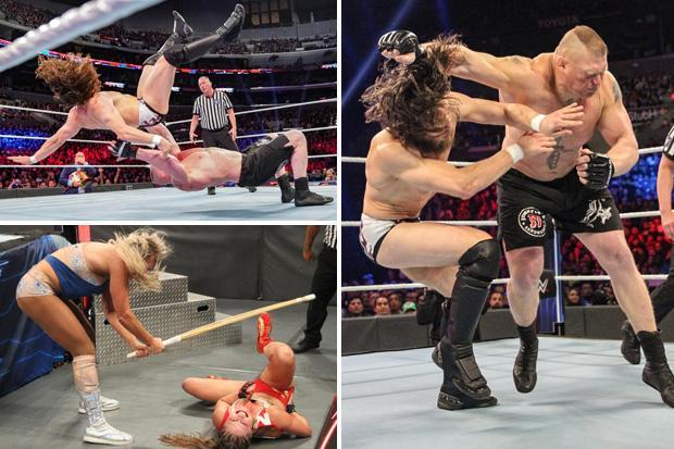 Survivor Series: 7 things we learnt as Raw batter Smackdown on huge WWE show