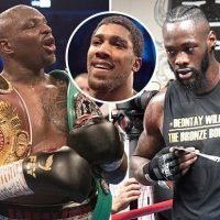 Anthony Joshua clear to fight Deontay Wilder or Dillian Whyte as IBF confirm decision on facing mandatory