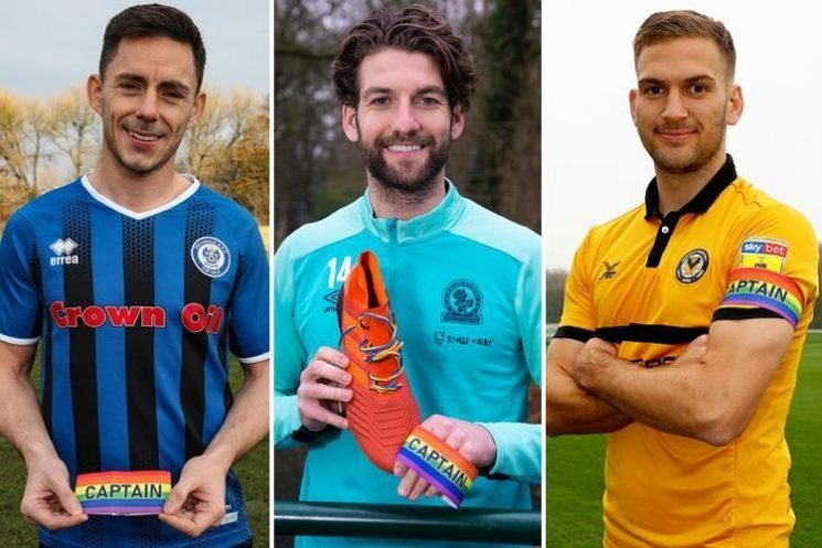Rainbow laces are a lovely gesture but more needs to be done to help gay football stars come out