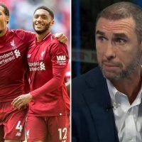 Liverpool duo Virgil van Dijk and Joe Gomez can create 'one of the all-time great Premier League centre-half partnerships', insists Martin Keown