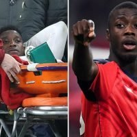 Arsenal transfer plans in turmoil after Danny Welbeck injury forces Unai Emery to step-up £45million pursuit of Lille winger Nicolas Pepe