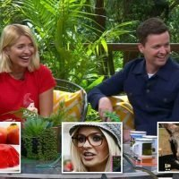 I'm A Celebrity fans in stitches as Holly Willoughby and Dec Donnelly compete to play 'Willoughby, wallaby, wibbly' game