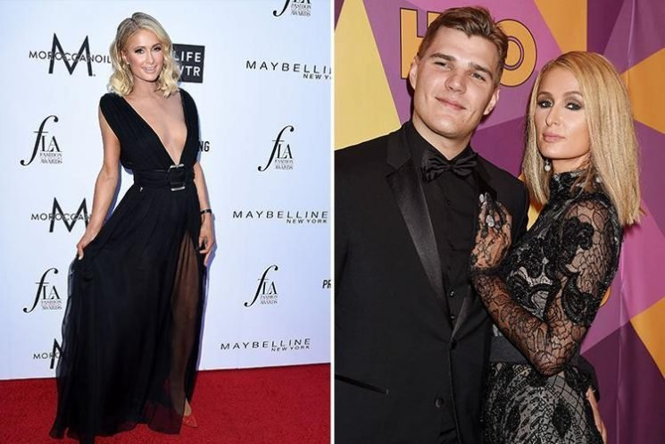 Paris Hilton splits from fiancé Chris Zylka after 10 month engagement