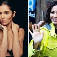 Cheryl reveals her 'face has changed' since she gave birth to son Bear after debuting new look