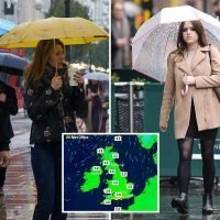 UK weather forecast: Hurricane Oscar threatens Bonfire Night with 70mph wind and heavy rain – here's how it affects YOUR fireworks display