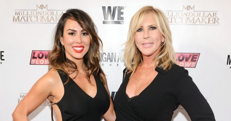 Vicki Gunvalson Says She'll 'Be There' for 'RHOC' Costar Kelly Amid Drama