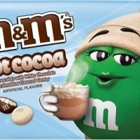 Target's New Hot Cocoa M&M's Are Filled With Holiday Cheer — and a Marshmallow Center!