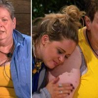 I'm A Celeb bosses fear Anne Hegerty may walk out of the jungle after breakdown on the first day in camp