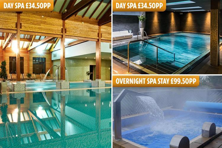 Cheap UK spa breaks 2018 – the best deals and offers in Edinburgh