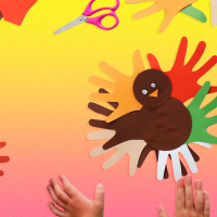 Adorable Thanksgiving-Themed Crafts Your Little Turkeys Will Love