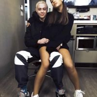 Pete Davidson 'Unfazed' by Ariana Grande Diss: 'He'll Joke About His Life' Anyway, Says Source