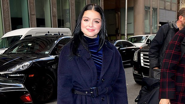 Ariel Winter Shows Off New Long Adorable Hair & Long Bare Legs In Mini — See Her Sexy Style