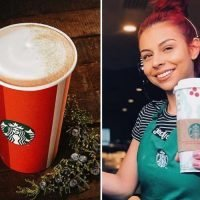 Starbucks launches new festive drink that tastes JUST like a Christmas tree