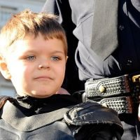 Remember Batkid? He's Officially Been Cancer-Free for 5 Years