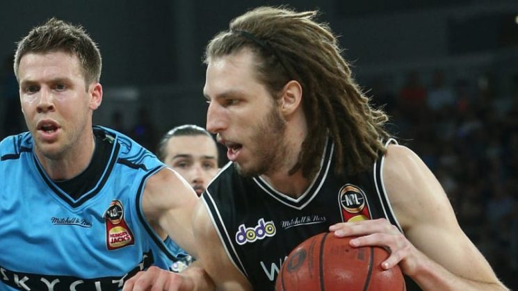Craig Moller takes path less travelled from AFL to NBL
