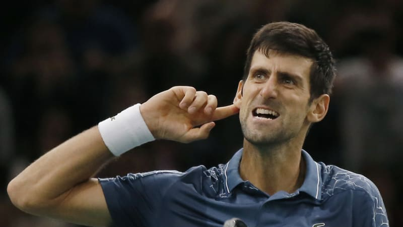 Nadal pulls out of ATP Finals, Djokovic to end year at No.1