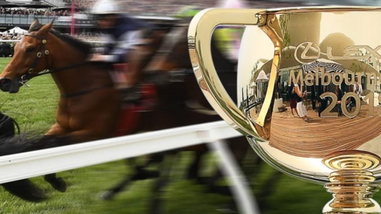 Cross Counter wins the 2018 Melbourne Cup