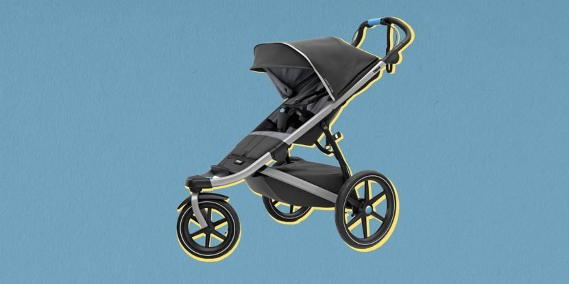 10 Jogging Strollers That Don't Weigh A Million Pounds