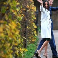 You Don't Need Binoculars to Zoom In on Meghan Markle's Go-To Heels — They're Obvious