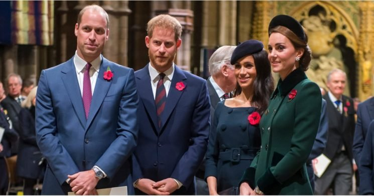 Harry and Meghan Are Distancing Themselves From William and Kate, and Here's Why