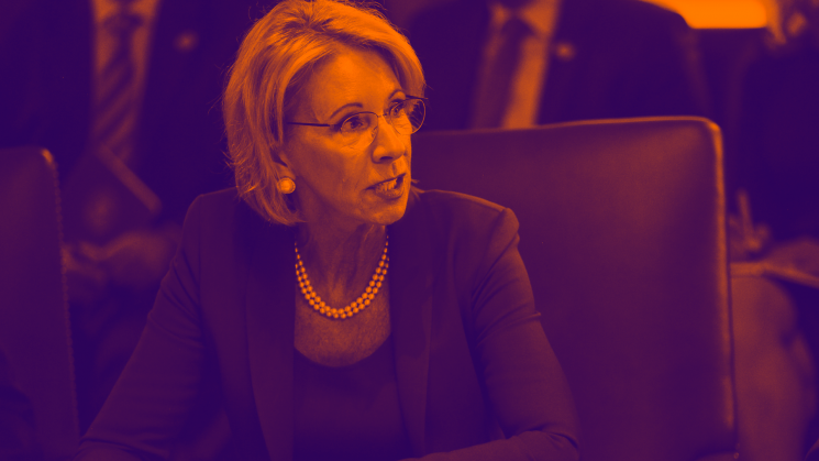 Betsy DeVos' Proposed Campus Sexual Assault Policy Perpetuates Rape Culture