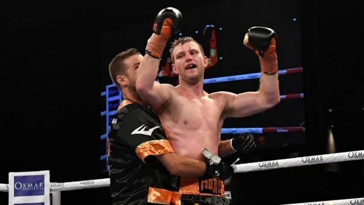 Ben and Jeff Horn go from backyard bouts to the River City Rumble