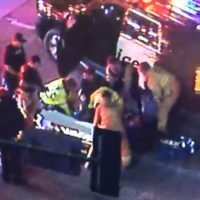 Thousands Oaks shooting – One killed and 'dozens' injured after gunman armed with 'Uzi' and smoke grenades storms California bar packed with teenagers