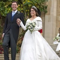 Princess Eugenie's Royal Wedding Thank You Cards Were So Sweet